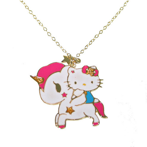 Tokidoki for Hello Kitty Unicorno Necklace