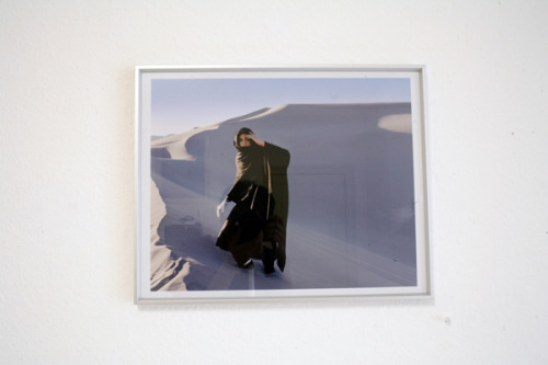"""Michael Jackson"" in ""Bahrain"", 2008 Chris Buck Framed Archival Inkjet Print 40 x 50 cm"