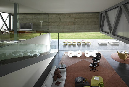 Hemeroscopium House, Madrid - Espanha by Ensamble Studio