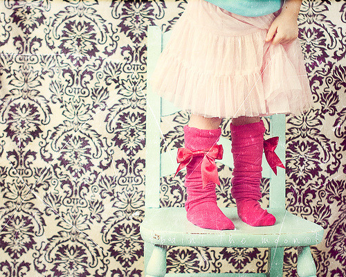 {princess up high - explored - thank you!} (via annie.manning {paint the moon} - playing catch up)