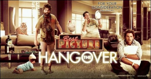 Cast Returns for The Hangover Sequel | /Film Oh yes. But at what cost? So with the sequel, over $25 million is going to the main three cast members and director/producer alone, and lets not forger 20% of the first dollar gross. The first film was made for $34 million, all in.
