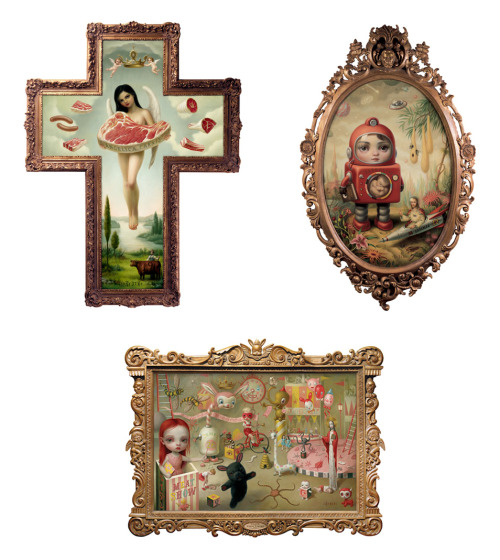 Mark Ryden www.markryden.com/index.html