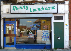 Quality Laundromat, Barking Road E13