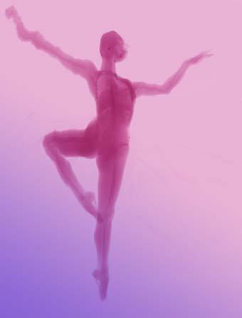 queering for today:Benedeta Bonichi ~Ballerina,2005