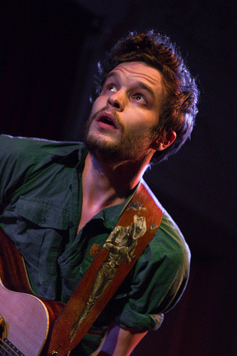 Kristian Matsson of The Tallest Man on Earth.   The new album The Wild Hunt comes out TOMORROW (April 13th) on Dead Oceans!   (via paul bridgewater)