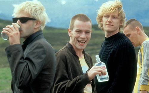 how most of us probably first saw McKidd…as a kid. Tommy in Trainspotting.