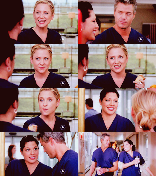 "comfypants:   ARIZONA: Hey guys!CALLIE: Hey.ARIZONA: Oh! Pound cake. I love pound cake. Rich, buttery, pound cake. CALLIE: Mmm.ARIZONA: Yum. Pound cake. Pound cake?CALLIE: Oh, I'm good thanks. [Arizona walks away]MARK: So, what exactly constitutes a pound cake?CALLIE: It's a yellow cake, kinda heavy. MARK: Come on. Code for something dirty, right? Like, ""You eat her pound cake, she eats your pound cake.""CALLIE: No.MARK: Oh, please. Tell me it's dirty. Because otherwise that's the most boring conversation I've ever been a part of.CALLIE: We are talking about pound cake because I want a kid, and she doesn't. And we're not talking about that.MARK : How long are you two not gonna have that conversation- a year, two years, five?CALLIE: Wow, so you and Teddy ate pound cake together?MARK: You're changing the subject.CALLIE: You like how I did that? So, how was it?MARK: Mind-blowing. I pounded her cake, she pounded mine. Excellent pound caking.CALLIE: ""Pound caking"" is not a thing.MARK: Whatever. I blew her mind. Grey's Anatomy; 6x19 Sympathy for the Parents"