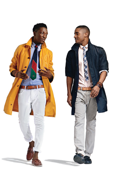 The guys from Street Etiquette break down how they get this fly without spending much money.