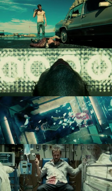Smokin' Aces, 2007 (dir. Joe Carnahan)Submitted by doublec
