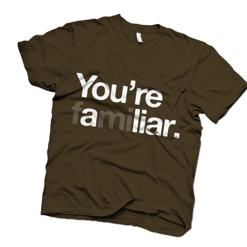 wordboner:  WordBonerStore presents Liar, one of our top bestsellers. Get it here, in the European store or make your own piece of clothing using this design.