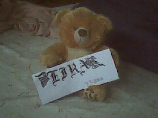 lam mu toh ? BEAR nya to. :))