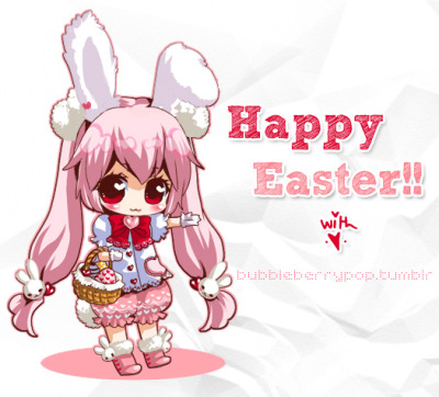 bubbleberrypop:  Happy Easter everyone! :) :)