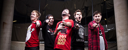 A Day To Remember Interview Shred's Poppy Cleere catches up with the guys in A Day To Remember to congratulate them on their sold-out UK tour and to ask them your questions! We find out just how well the new record is going, which festivals the band are playing this year and we get some exclusive news from the guys! Read on to find out more! Read the interview