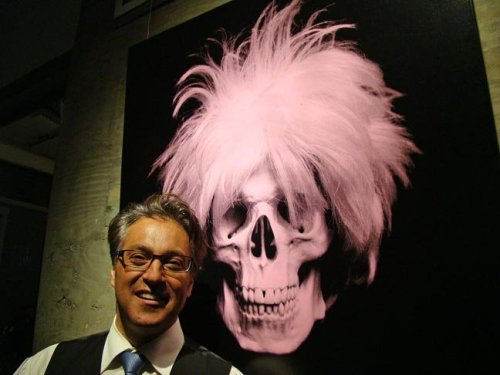 Supervisor Ross Mirkarimi & art by Ron English at 111 Minna Gallery http://www.facebook.com/album.php?aid=166046&id=666741713&ref=mf