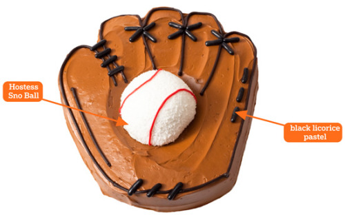 Baseball season is here! Of course, we've got a cake for that…and many, many other occasions too :)