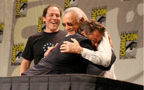 "lechantilly:  I is for ""I wish I were Stan Lee"""