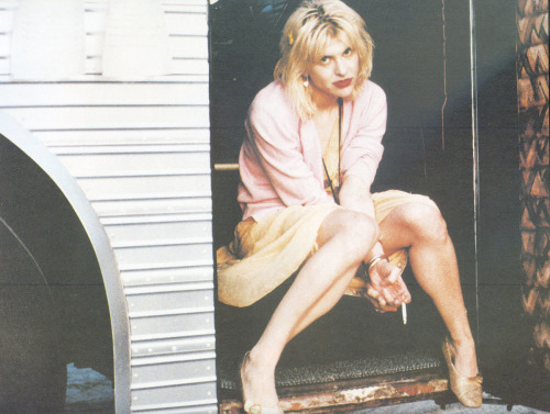 Courtney Love, Select Magazine, 1993.
