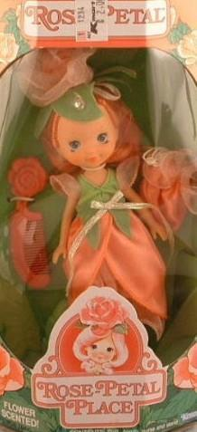 That Doll That Smelled Like Flowers