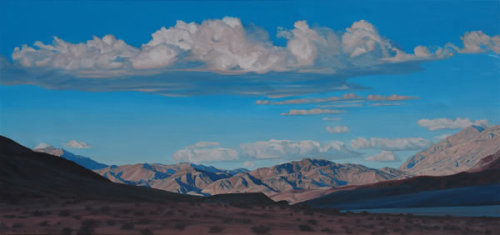 Edge of the Racetrack, Death Valley Mary-Austin Klein