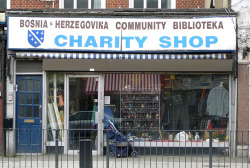 Charity Shop, Cricklewood Broadway NW2