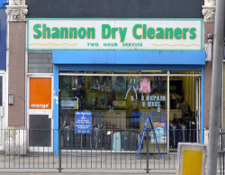 Shannon Dry Cleaners, Cricklewood Broadway NW2