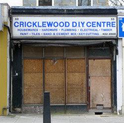 Cricklewood DIY Centre, Cricklewood Broadway NW2