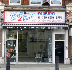 Hair 2 Cut Your Way, Cricklewood Broadway NW2