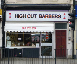High Cut Barbers, Cricklewood Broadway NW2