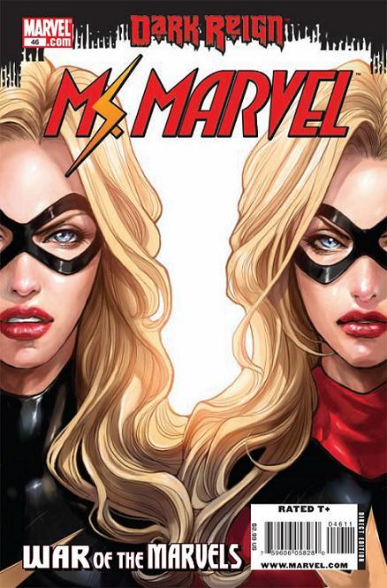 0511. Ms. Marvel v2 #46, December 2009, written by Brian Reed, penciled by Sana Takeda My Score: 7.8