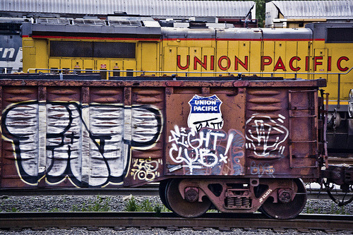 Union Pacific's Fight Club