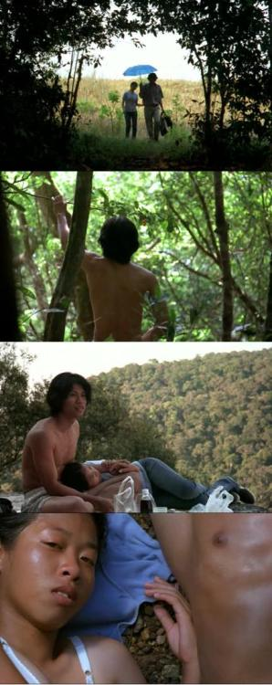 Blissfully yours (Sud sanaeha), 2002 (dir. Apichatpong Weerasethakul)by UnoDiPassaggio