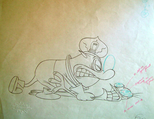 Ren and stimpy sketches John k stuff