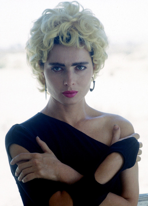 Isabella Rossellini as Perdita Durango in David Lynch's Wild at Heart.