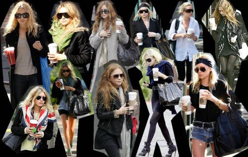 jeetmerihai:  the olsens and their starbucks :)