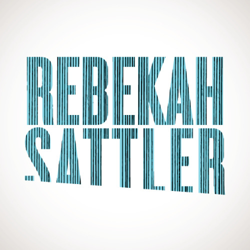 Rebekah Sattler IdentityClient: Rebekah SattlerLogo for a high-end, Chicago-based hair stylist.