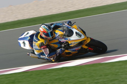 "troy corser wsbk suzuki doha qatar losail circuit 2005 - alstare suzuki racing - Pirelli tyre testing see my Losail Circuit  Doha Qatar Travel Guide + Hotels near the track at ""grand prix  cities.com"""