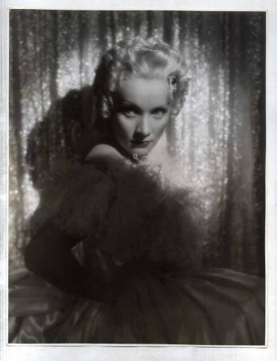 "Marlene Dietrich in ""The Scarlet Empress"", directed by Josef von Sternberg. Photo by Eugene Robert Richee. 1934."