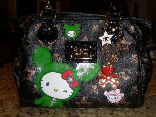 Tokidoki for Hello Kitty Purse Submitted by st3-ro0ni