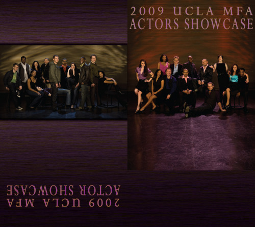 "UCLA THEATER - ""2009 MFA SHOWCASE"", Exterior Folder  (2008-2009 Season) Resume/Bio:  http://www.linkedin.com/in/tanyamcclure Direct Link:  http://tanyamcclure.tumblr.com/post/516565843/2009showcasefolderext"