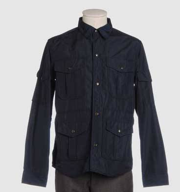 "It's On Sale Woolrich Woolen Mills Field Jacket This great jacket is one of many items currently on sale in Yoox's ""sample sale."" $95 from $275 at Yoox (Free shipping with the code enjoydesign) (via Choosy Beggar)"