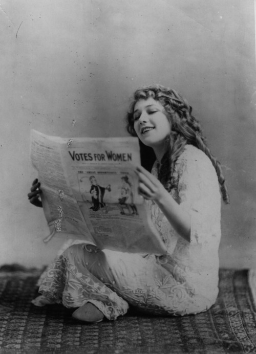 bohemea:  Mary Pickford