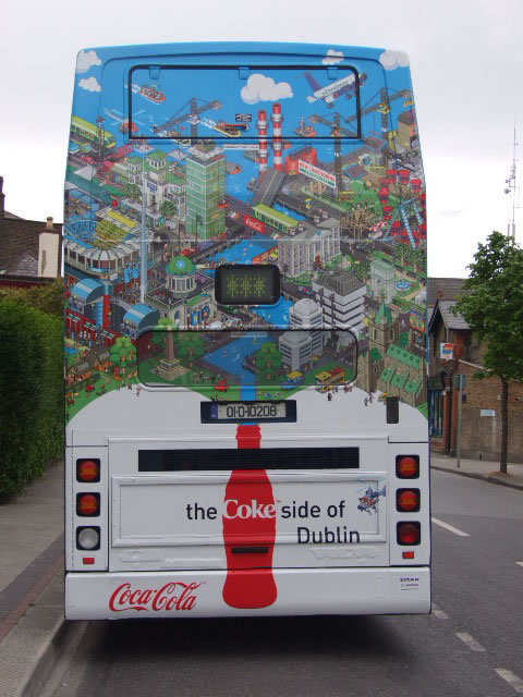 Ad Campaign made for Coca Cola together with McCann Erickson in Ireland.