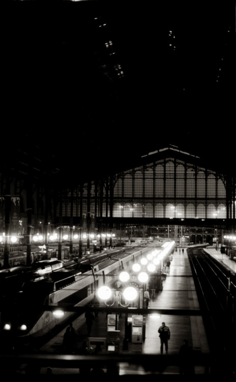Gare du Nord~ Paris