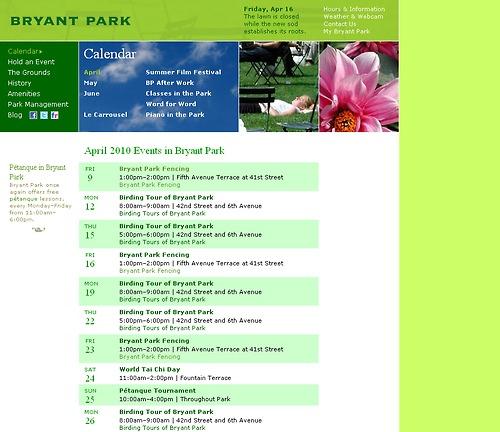 April Calendar New York City : New york city events april calendar nyc activities