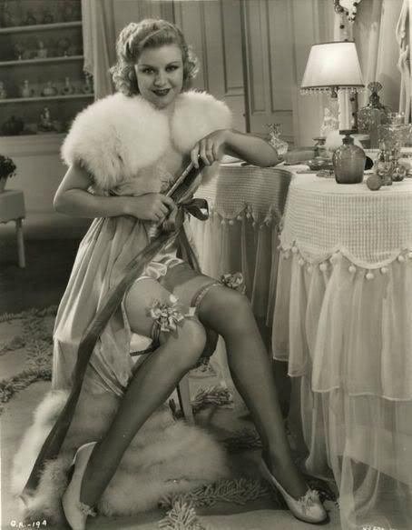 Miss Ginger Rogers