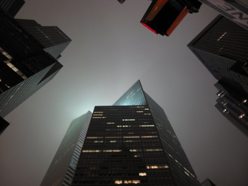 christopherdickey:  Manhattan Abstractions, April 2010