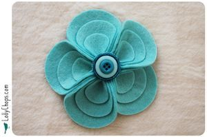LollyChops: Wall Flowers Week - Too Much Teal Tuesday!