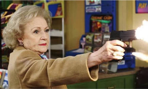 30. Betty White