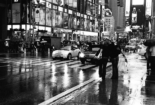 kari-shma : Leaving Times Square