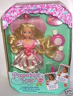 does anyone else know who peppermint rose is?